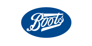 Logo for Boots the Chemist