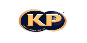 Logo for KP Snacks