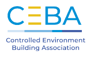 Central Insulations are members of the Controlled Environment Building Assoication (CEBA)
